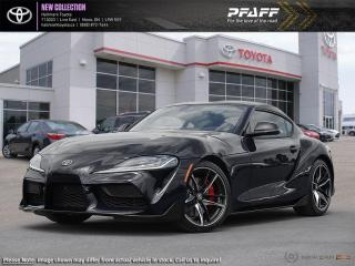 Used 2020 Toyota Supra 3.0L for sale in Orangeville, ON