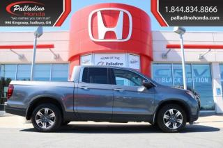 Used 2017 Honda Ridgeline Touring- NAVIGATION, TRUCK BED AUDIO for sale in Sudbury, ON