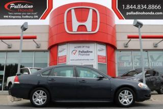 Used 2009 Chevrolet Impala LT- AS/IS for sale in Sudbury, ON