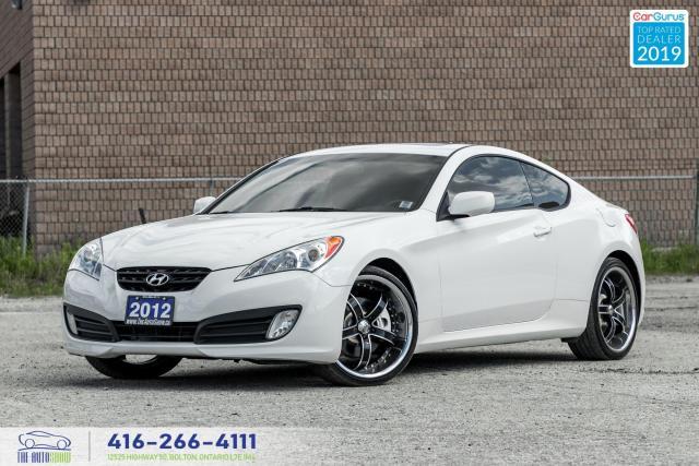 2012 Hyundai Genesis Coupe Premium|Keyless Entry|Upgraded Rims|HTD Seats|