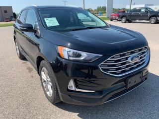 Used 2019 Ford Edge SEL | Navigation | Bluetooth for sale in Harriston, ON