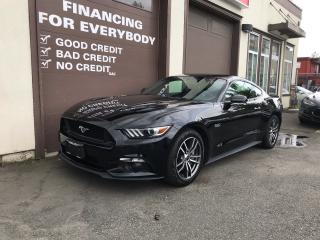 Used 2017 Ford Mustang GT Premium for sale in Abbotsford, BC