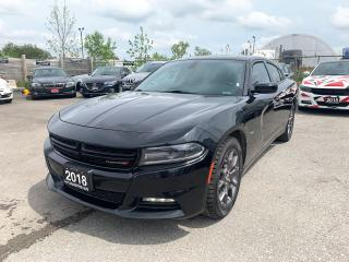 Used 2018 Dodge Charger GT / AWD for sale in Brampton, ON