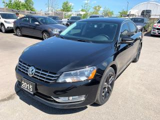Used 2015 Volkswagen Passat HIGHLINE for sale in Brampton, ON