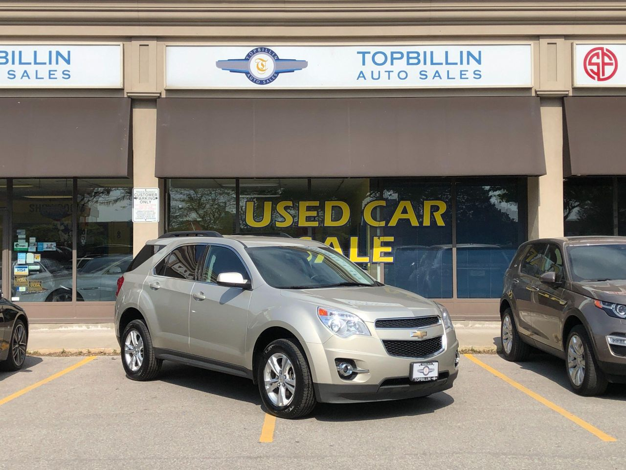 2015 Chevrolet Equinox 2LT V6, Leather, Backup Cam, 2 Years Warranty