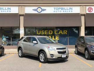 Used 2015 Chevrolet Equinox 2LT V6, Leather, Backup Cam, 2 Years Warranty for sale in Vaughan, ON