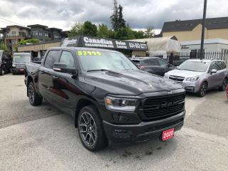 Used 2020 RAM 1500 SPORT 5.7L HEMI 8 SPD AUTO for sale in Langley, BC