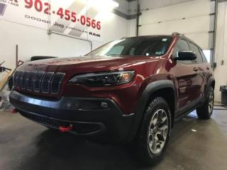 Used 2020 Jeep Cherokee Trailhawk for sale in Halifax, NS