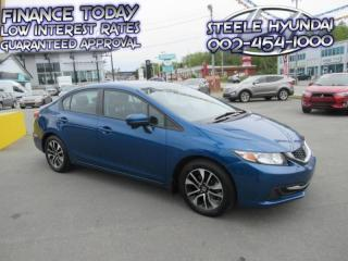 Used 2015 Honda Civic EX Sunroof and more! for sale in Halifax, NS