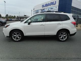 Used 2018 Subaru Forester 2.5i Premier w/Tech Pkg for sale in Halifax, NS