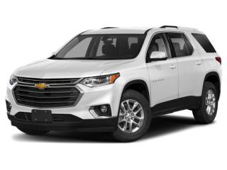 New 2020 Chevrolet Traverse LT True North for sale in Weyburn, SK