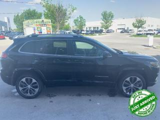 Used 2019 Jeep Cherokee OVERLAND for sale in Winnipeg, MB