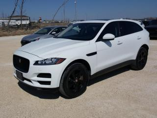 Used 2017 Jaguar F-PACE 35t Premium for sale in Winnipeg, MB