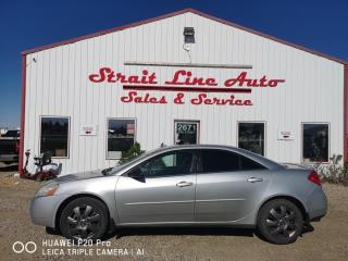 Used 2009 Pontiac G6 GT for sale in North Battleford, SK