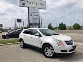 Used 2010 Cadillac SRX LUXURY | AWD | LEATHER | PANORAMIC SUNROOF | for sale in Barrie, ON