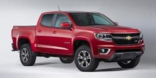 New 2020 Chevrolet Colorado 4WD Work Truck for sale in Moose Jaw, SK