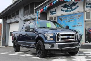 Used 2015 Ford F-150 XLT for sale in Sudbury, ON