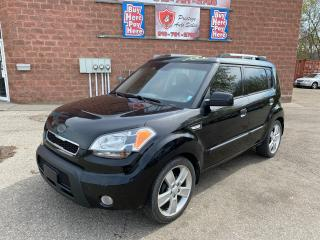 Used 2010 Kia Soul 4u/2L/5 SPEED/NO ACCIDENT/SAFETY+WARRANTY INCLUDED for sale in Cambridge, ON