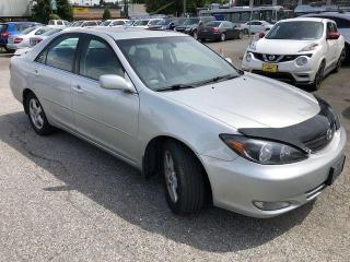 Used 2002 Toyota Camry SE for sale in Vancouver, BC