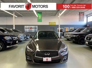 Used 2016 Infiniti Q50 2.0T *CERTIFIED*|AWD|NAV|360CAM|SUNROOF|LEATHER|++ for sale in North York, ON