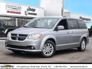 New 2020 Dodge Grand Caravan PREMIUM PLUS   GET AN EXTRA $1000 HOLIDAY CASH OFF for sale in Simcoe, ON