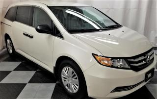 Used 2016 Honda Odyssey One Owner, Clean Car for sale in Cornwall, ON
