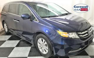 Used 2016 Honda Odyssey Sunroof, One Owner for sale in Cornwall, ON