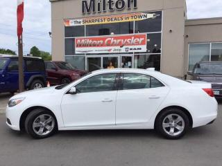 Used 2016 Chevrolet Malibu Limited LT for sale in Milton, ON