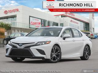 New 2020 Toyota Camry SE Hybrid for sale in Richmond Hill, ON