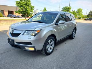 Used 2012 Acura MDX AWD 4dr Tech Pkg-ADVANCE for sale in Scarborough, ON
