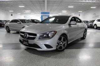 Used 2016 Mercedes-Benz CLA-Class CLA250 4MATIC NO ACCIDENTS I NAVIGATION I PUSH START I BT for sale in Mississauga, ON