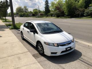 Used 2009 Honda Civic 4DR AUTO for sale in Toronto, ON