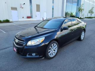 Used 2013 Chevrolet Malibu 4dr Sdn LT w/2LT for sale in Mississauga, ON