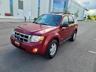 Used 2008 Ford Escape Fwd 4dr I4 Xlt for sale in Mississauga, ON