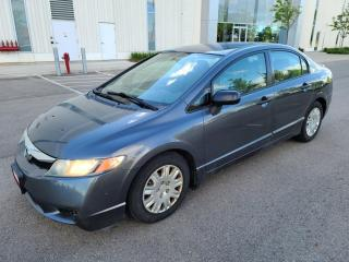 Used 2009 Honda Civic 4DR AUTO for sale in Mississauga, ON