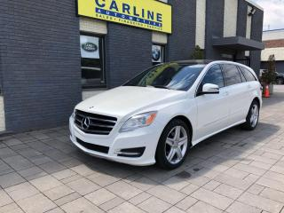 Used 2013 Mercedes-Benz R-Class 4dr R350 BlueTEC 4MATIC for sale in Nobleton, ON