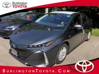 New 2020 Toyota Prius Prime Auto for sale in Burlington, ON