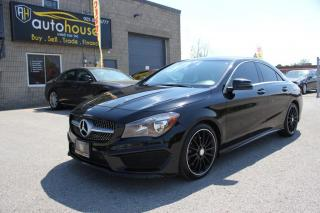 Used 2015 Mercedes-Benz CLA-Class AMG PKG,NAVI,4MATIC,4DR for sale in Newmarket, ON