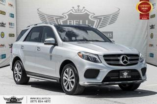 Used 2016 Mercedes-Benz GLE GLE 350d, NO ACCIDENT, AWD, NAVI, 360 CAM, B.SPOT for sale in Toronto, ON