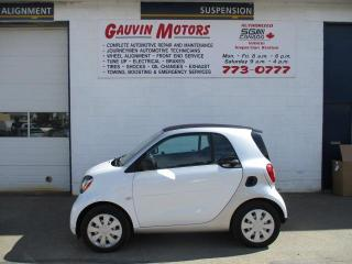 Used 2016 Smart fortwo PASSION,  MERCEDES PRODUCT, LOADED, LEATHER, NAV, for sale in Swift Current, SK
