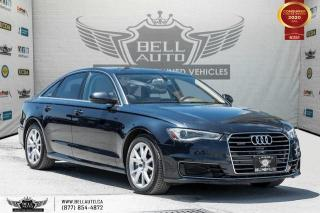 Used 2016 Audi A6 3.0T Technik, NO ACCIDENT, AWD, NAVI, 360 CAM, B.SPOT for sale in Toronto, ON