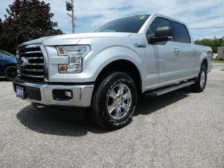 Used 2017 Ford F-150 XLT | Adjustable Pedals | 4X4 | Back Up Cam for sale in Essex, ON