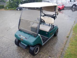 Used 2007 Club Car Precedent Gas Power for sale in Burnaby, BC