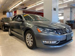 Used 2015 Volkswagen Passat 2.0 TDI Trendline for sale in Scarborough, ON
