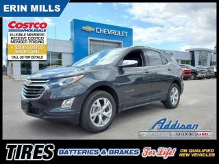 New 2020 Chevrolet Equinox Premier  - Premier Package for sale in Mississauga, ON