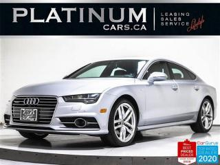 Used 2016 Audi A7 3.0T quattro Technik, AWD, S LINE, NAV, CAM for sale in Toronto, ON