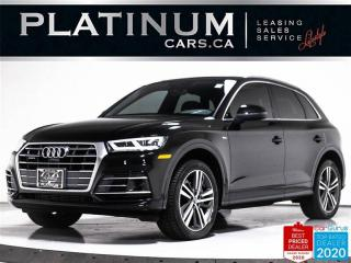 Used 2018 Audi Q5 2.0T quattro Technik, S-LINE, NAV, PANO, HUD, CAM for sale in Toronto, ON