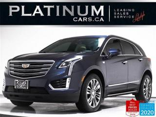Used 2019 Cadillac XT5 Premium Luxury, NAV, CAM, PANO, BOSE SOUND, HEATED for sale in Toronto, ON