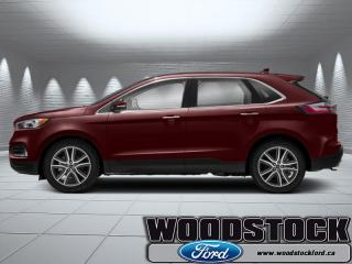 Used 2019 Ford Edge SEL AWD for sale in Woodstock, ON