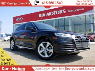 Used 2018 Audi Q5 Progressiv S| NAVI | PANO ROOF|LEATHER| 22,288 KMS for sale in Georgetown, ON